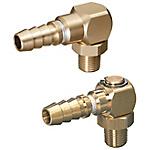 回轉軟管接頭 -外六角肩型/耐熱120℃/固定流量回轉型/標準回轉型-