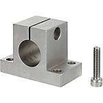 導向軸支座 T型(精密鑄造件) 加厚開口型