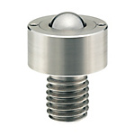 鋼珠滾輪  圓螺栓型