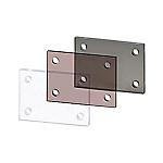 聚碳酸酯板  帶孔加工型