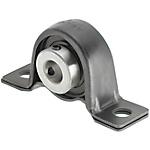 鋼板制滾珠軸承組件  軸臺型