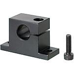 導向軸支座 T型(精密鑄造件) 單邊開口型 加厚型