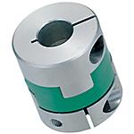 聯軸器 短十字形綠色·夾持型