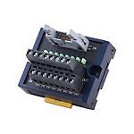 歐式連接器端子臺 8位信號輸出COM口獨立終端
