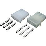 Commercial MATE-N-LOK連接器 整套組件(外殼、端頭)