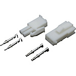 Mini-Universal MATE-N-LOK連接器 整套組件(外殼、端頭)