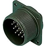 MIL規格連接器?MMS系列 面板安裝型插座