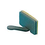 配線固定夾 帶海綿鋼制粘貼型