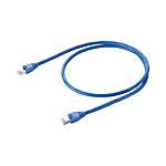 固定長網線 CAT5e STP(帶屏蔽·多股導體)(高品質型)