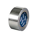 有光澤鋁箔膠帶【50mmX25M】【0-80℃】【有襯紙】