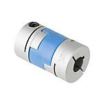 聯軸器 十字滑塊·夾緊螺絲固定型 帶鍵槽 RABKC (對應LK4-CK)