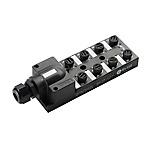 分線盒-塑料(ECP8系列M12接口-端子式現場接線型)
