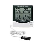 大數顯式室內室外溫濕度計