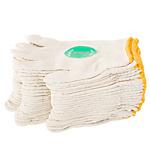 白滌棉勞保手套【10針650g/包】【加厚耐磨】