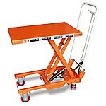 重型腳踏式升降平臺車