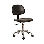 Y-4防靜電大底座聚氨酯工作椅