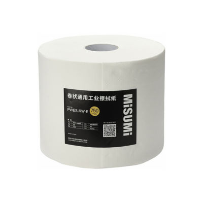 卷状工业擦拭纸(250mm*300mm 压纹加工,新老包装随机发货)
